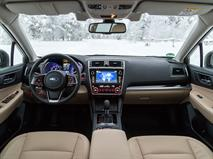 В РФ появился обновленный Subaru Outback по старой цене, фото 3