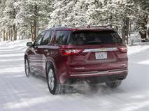 Раскрыты подробности о Chevrolet Traverse  для России