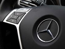 В РФ отзывают 12 тысяч Mercedes из-за подушек безопасности