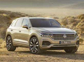 VW представил новый Touareg с автопилотом