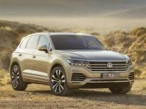 VW представил новый Touareg с автопилотом, фото 1