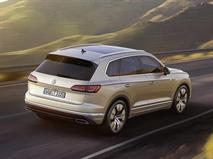 VW представил новый Touareg с автопилотом, фото 2