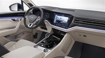 VW представил новый Touareg с автопилотом, фото 3