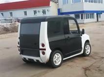 В Тольятти хотят выпускать электрокары для инвалидов, фото 3