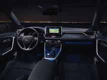 Toyota RAV4 сменил поколение