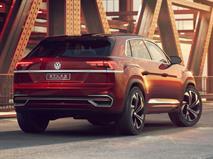 VW Teramont получил новый кузов