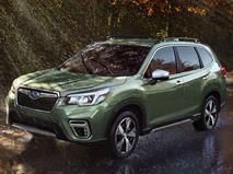 Subaru рассекретил новый Forester