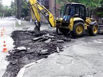 Дороги в России будут делать из старого асфальта