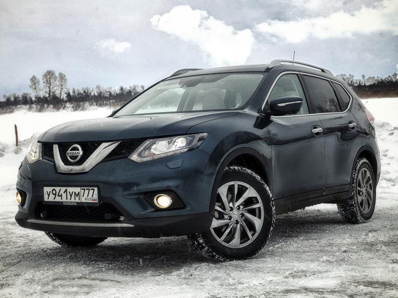 Ниссан отзывает в РФ неменее 700 авто X-Trail