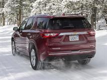 Chevrolet назвал рублевую цену нового Traverse, фото 2