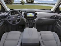 Chevrolet назвал рублевую цену нового Traverse, фото 3
