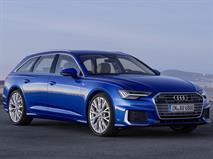 Новый Audi A6 стал универсалом, фото 1