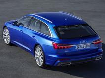 Новый Audi A6 стал универсалом, фото 2