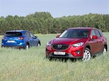 Mazda продала в РФ 20 тысяч СX-5 с плохими тормозами, фото 1