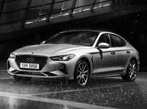 Корейский Genesis G70 оказался дороже «трёшки» BMW