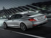 Корейский Genesis G70 оказался дороже «трёшки» BMW, фото 2