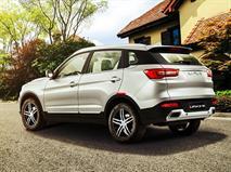Новый Lifan X70 оценили в 800 тысяч рублей