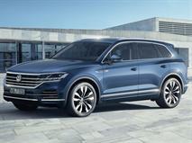 VW назвал рублевую цену нового Touareg