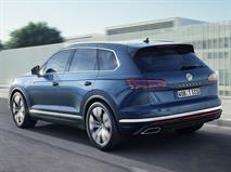 VW назвал рублевую цену нового Touareg, фото 2