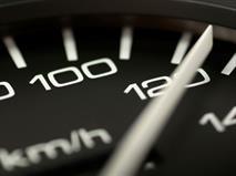 Число штрафов за скорость выросло на 33 процента