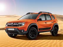 Renault Duster получил новую спецверсию Dakar