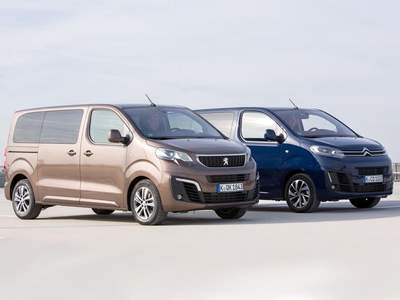 ВКалуге начали выпуск Ситроэн SpaceTourer и Peugeot (Пежо) Traveller