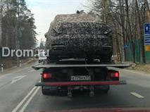 Ещё две модели «Кортеж» заметили в Москве, фото 3