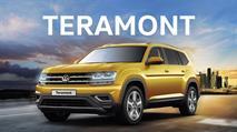 Volkswagen Teramont – меняет правила игры!, фото 1