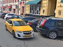 За неправильную парковку начали штрафовать за 10 секунд