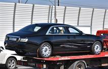 В Москве заметили новый ЗИЛ на базе Rolls-Royce, фото 2