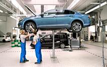 Сервис со знаком «плюс»! Выгода до 20% на сервис Volkswagen, фото 1