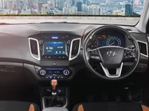 Hyundai обновил кроссовер Creta
