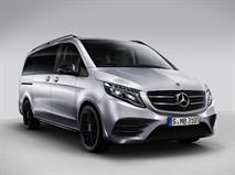 Mercedes привез в РФ эксклюзивный V-Class