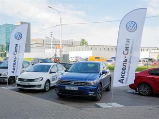 За что россияне любят Volkswagen Polo и Tiguan