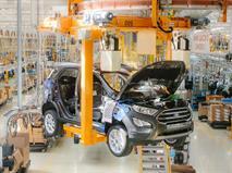 Обновленный Ford EcoSport встал на конвейер в России
