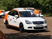 В московском каршеринге TimCar появились Nissan Almera