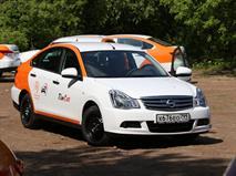 В московском каршеринге TimCar появились Nissan Almera, фото 1