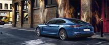 Porsche Panamera меняет представление о спортивном автомобиле навсегда., фото 1