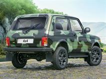 АВТОВАЗ отзовет в России почти 39 тысяч внедорожников Lada 4x4