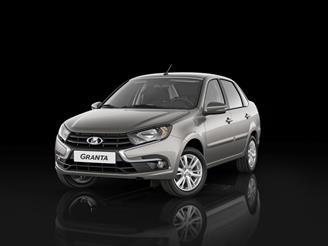 АвтоВАЗ показал первые фото новой Lada Granta