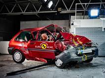 В России появится национальная система краш-тестов автомобилей
