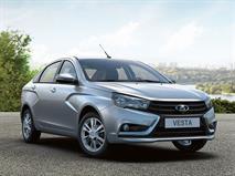 Lada Vesta резко поднялась в рейтинге европейских бестселлеров