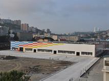 Mazda построила во Владивостоке здание моторного завода