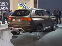 АВТОВАЗ представил прототип новой «Нивы»