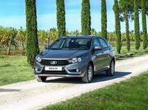 Европейские продажи Lada выросли на 40,8%