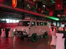 УАЗ начал массовые продажи автомобилей в Мексике