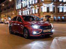 Lada Vesta стала самой продаваемой машиной в России