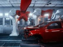 Выпускаемые в России машины обяжут красить отечественными красками