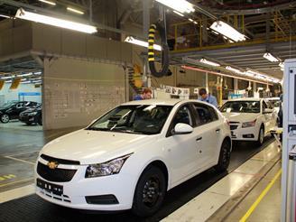 Закрытый завод GM в Санкт-Петербурге возобновит производство автомобилей