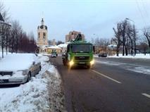 В Москве названы улицы, с которых чаще всего эвакуируют машины